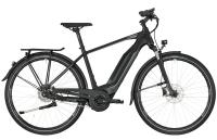 Bergamont E-Horizon N7 FH 400 Gent - black/dark silver/silver (matt) - 48 cm - Zweirad Homann
