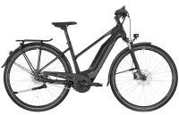 Bergamont E-Horizon N7 FH 400 Lady - black/dark silver/silver (matt) - 44 cm - Zweirad Homann