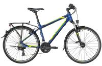 Bergamont Revox ATB 26 Gent - dark blue/green/blue (shiny) - 38 cm - Zweirad Homann