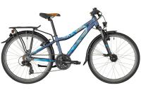 Bergamont Revox ATB 24 - dark bluegrey/blue/orange (matt) - 32 cm - Zweirad Homann