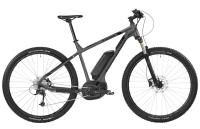 Bergamont E-Revox 4.0 - dark silver/black/dark grey (matt) - XL - Zweirad Homann