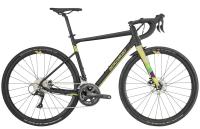 Bergamont Grandurance 5 - black/goldish green (matt) - 49 cm - Zweirad Homann