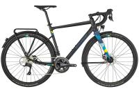 Bergamont Grandurance RD 5 - black/bluegrey (matt) - 49 cm - Zweirad Homann